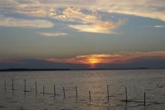 Ein Salemer Sonnenuntergang